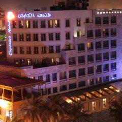 Captains Tourist Hotel Aqaba вид на фасад фото 4