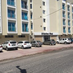 Dikelya Hotel Турция, Дикили - отзывы, цены и фото номеров - забронировать отель Dikelya Hotel онлайн парковка