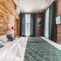 Гостиница Loft Garden 4* Номер Делюкс с различными типами кроватей фото 5