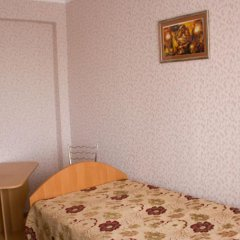 Отель Saryarka Павлодар комната для гостей фото 6