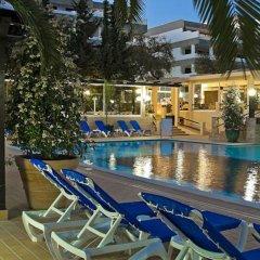 Отель Balaia Mar Португалия, Албуфейра - отзывы, цены и фото номеров - забронировать отель Balaia Mar онлайн бассейн фото 8