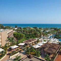 Отель Crystal Tat Beach Resort Spa пляж фото 2
