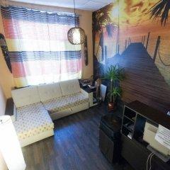 Гостиница Кон-Тики комната для гостей