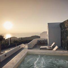 Отель Santo Maris Oia, Luxury Suites & Spa 5* Президентский люкс с различными типами кроватей фото 8