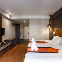 Отель The Cottage Suvarnabhumi 3* Улучшенный номер фото 3