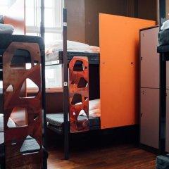 Clink78 Hostel Кровать в общем номере с двухъярусной кроватью