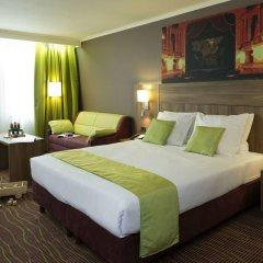 Quality Hotel Antwerpen Centrum Opera 4* Представительский номер с различными типами кроватей фото 2