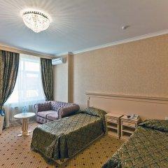 Гостиница Триумф 4* Номер Комфорт с различными типами кроватей фото 3