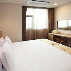 Hotel Skypark Dongdaemun I 3* Стандартный номер с различными типами кроватей