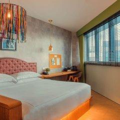 Отель BIG Hotel Сингапур, Сингапур - 1 отзыв об отеле, цены и фото номеров - забронировать отель BIG Hotel онлайн комната для гостей