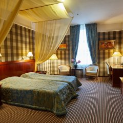 Гостиница Novahoff спа курорт 3* Улучшенный номер с различными типами кроватей фото 4