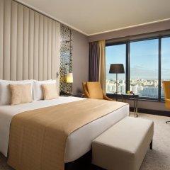 Гостиница Double Tree By Hilton Minsk 5* Стандартный номер с двуспальной кроватью фото 2