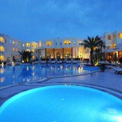 Отель Green Palm Тунис, Мидун - отзывы, цены и фото номеров - забронировать отель Green Palm онлайн бассейн фото 3