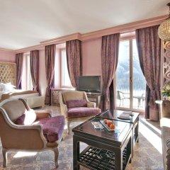 Carlton Hotel St Moritz 5* Полулюкс с различными типами кроватей фото 2