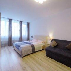 Апартаменты Артек Улучшенные апартаменты с различными типами кроватей фото 4