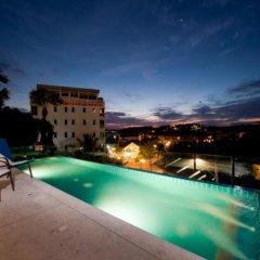 Отель Rama Kata Beach Hotel Таиланд, Пхукет - отзывы, цены и фото номеров - забронировать отель Rama Kata Beach Hotel онлайн бассейн