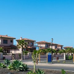 Отель Pierre & Vacances Village Club Fuerteventura OrigoMare вид на фасад