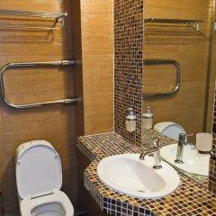 Гостиница Аврора отель в Октябрьском 4 отзыва об отеле, цены и фото номеров - забронировать гостиницу Аврора отель онлайн Октябрьский ванная