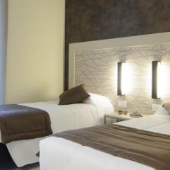 Hotel Aosta Милан комната для гостей фото 5