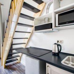 Гостиница ApartVille Улучшенные апартаменты с различными типами кроватей фото 4