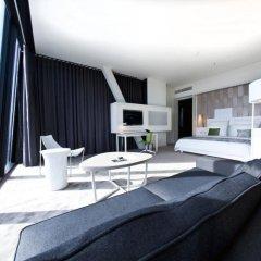 Отель Melia Vienna 5* Номер категории Премиум с двуспальной кроватью