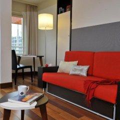 Отель Aparthotel Adagio Paris Centre Tour Eiffel 4* Студия с различными типами кроватей