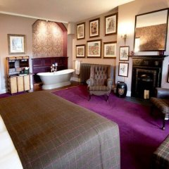 Отель The Lodge at Castle Leslie Estate Ирландия, Клонс - отзывы, цены и фото номеров - забронировать отель The Lodge at Castle Leslie Estate онлайн комната для гостей фото 4