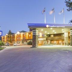 Отель Comfort Inn & Suites Durango вид на фасад фото 5