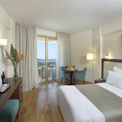 Golden Tulip Golden Bay Beach Hotel Ларнака комната для гостей