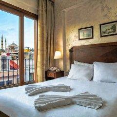 Хостел Bucoleon by Cheers Стандартный номер двуспальная кровать фото 2