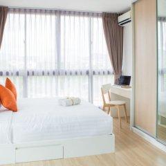 Отель Connext Residence 3* Улучшенные апартаменты с разными типами кроватей фото 2