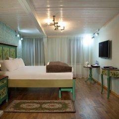 Гостиница Времена Года 4* Номер Премиум с двуспальной кроватью фото 3