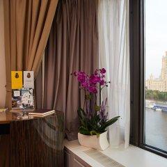 Гостиница Crowne Plaza Moscow World Trade Centre 5* Номер Бизнес с различными типами кроватей фото 4