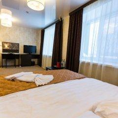Мини-отель Сияние Сыктывкар комната для гостей