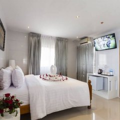 Отель VITS Patong Dynasty 3* Студия Делюкс разные типы кроватей
