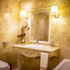Гостиница Новомосковская ванная фото 2