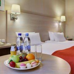 Гостиница Холидей Инн Москва Лесная 4* Стандартный номер с двуспальной кроватью фото 12