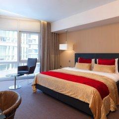 Отель Radisson Blu Edwardian New Providence Wharf 4* Номер Бизнес с различными типами кроватей