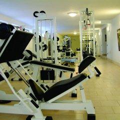 Отель Club Malaspina Ористано фитнесс-зал