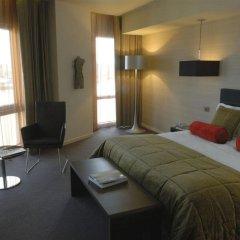 Отель Radisson Blu Edwardian New Providence Wharf 4* Номер категории Премиум с различными типами кроватей