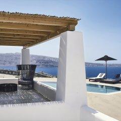 Отель Santo Maris Oia, Luxury Suites & Spa 5* Вилла с различными типами кроватей фото 15