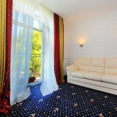 Парк-Отель и Пансионат Песочная бухта 4* Полулюкс с различными типами кроватей фото 5