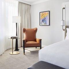 Отель Conrad New York Midtown комната для гостей фото 17