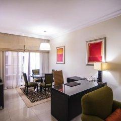 Mercure Dubai Barsha Heights Hotel Suites 4* Апартаменты с различными типами кроватей фото 3