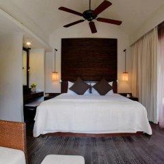 Отель Twin Lotus Resort and Spa - Adults Only комната для гостей фото 5