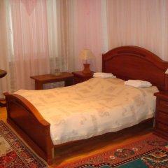 Гостиница Снежинка (Домбай) комната для гостей