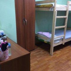 Гостиница Vasilcovskiy Hostel в Москве 1 отзыв об отеле, цены и фото номеров - забронировать гостиницу Vasilcovskiy Hostel онлайн Москва комната для гостей фото 4