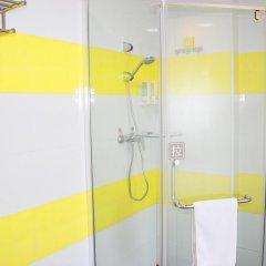 7 Days Inn Dongguan Women&Children Hospital Branch (отель для женщин и детей) ванная фото 4