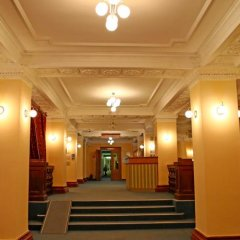 Гостиница Приморская интерьер отеля фото 3