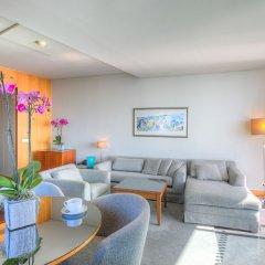 Отель Vidamar Resort Madeira - Half Board Only 5* Люкс с различными типами кроватей фото 4